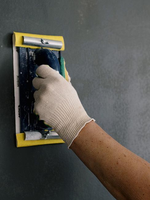 narzędzie do tynkowania ścian