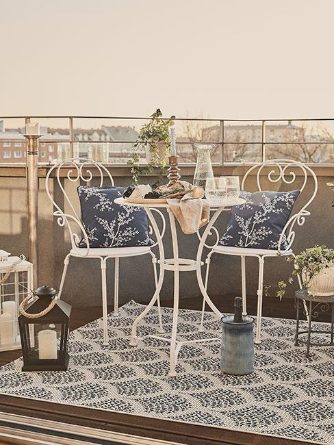 Balkon w stylu art nouveau