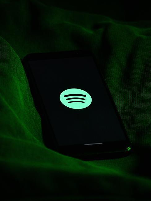 piosenki świąteczne: Logo Spotify
