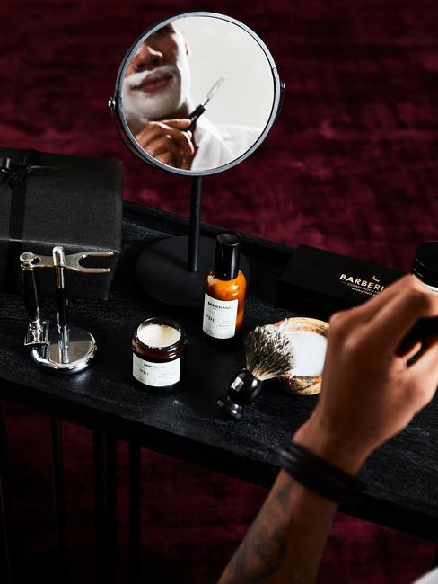 co kupić na dzień chłopaka: Zestaw kosmetyków do pielęgnacji męskiej twarzy i bordy