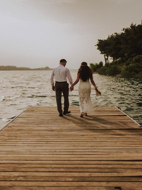 Małżeństwo na pomoście