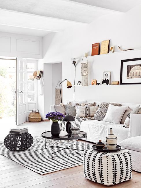 Ako zariadiť obývačku vašich snov - 10 tipov