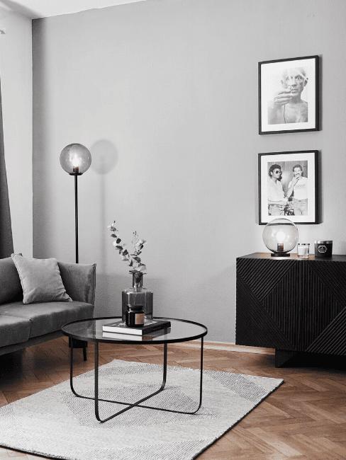 Moderná obývačka - inšpirácie do obývačky
