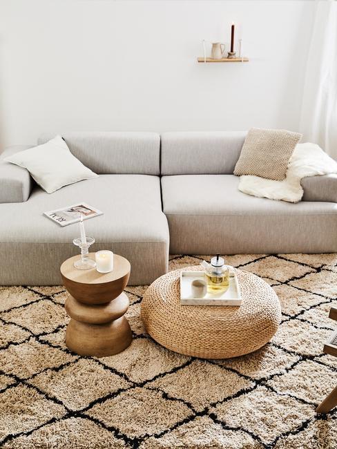 Funkcia obývačky podľa feng shui