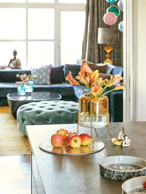 Obývačka s kuchyňou - aký má tento trend pozitíva?