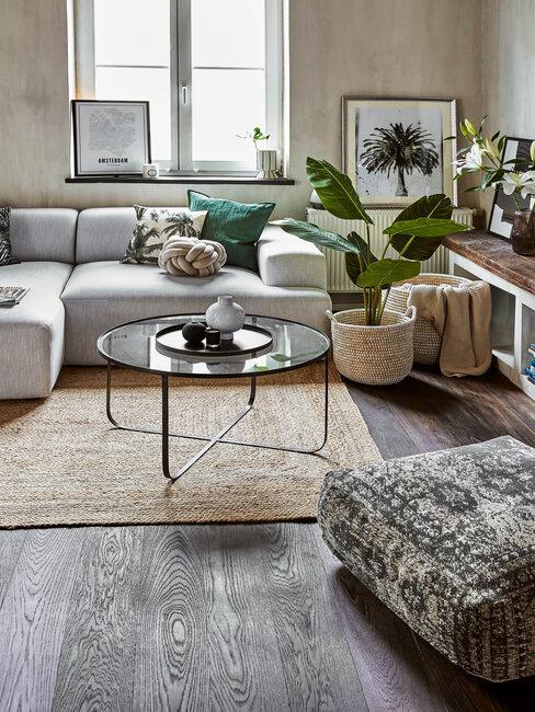 Inšpiratívny minimalizmus - obrazy v obývačke