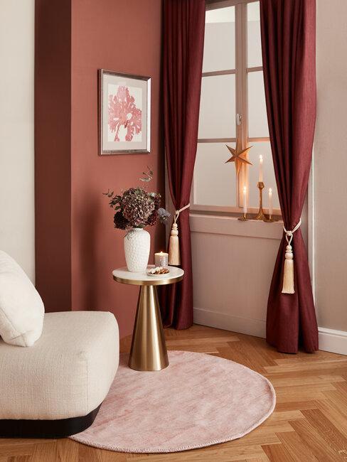 Nápady a rady ako vybrať závesy do obývačky