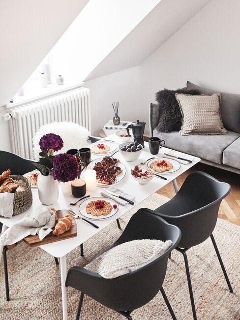 Inšpirácie do obývačky spojenej s kuchyňou