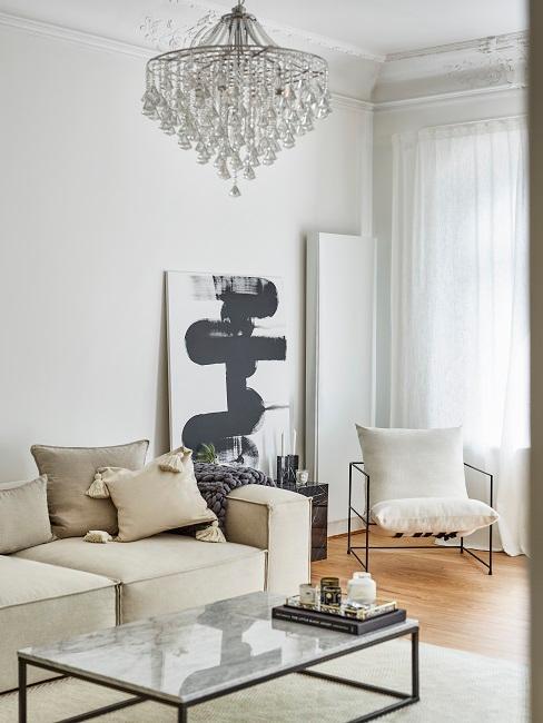 Vdýchnite vašej obývačke štýl