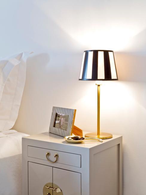 Spálňa v štýle vintage - nábytok