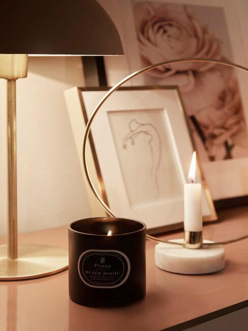 LED svietidlá v spálni