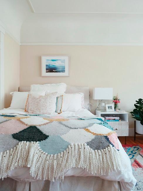 Ručne maľované obrazy do spálne