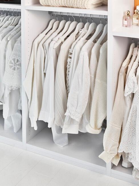 Úložný priestor v skrini