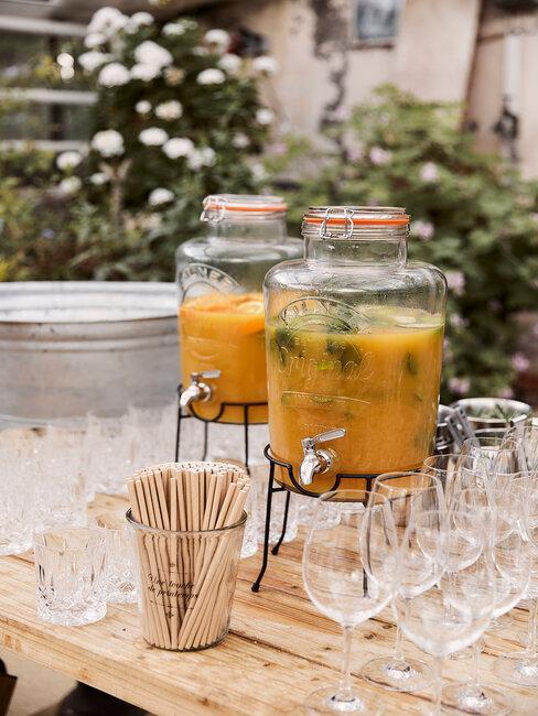 Fresh džúsy - Oranžová vzpruha