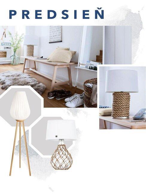Osvetlenie interiéru - Predsieň