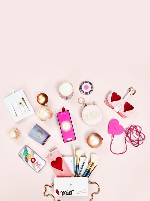 Kreatívne darčeky na Valentína - mix