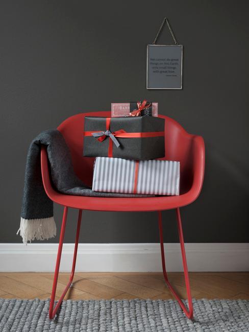 Pánske valentínske darčeky na stoličke