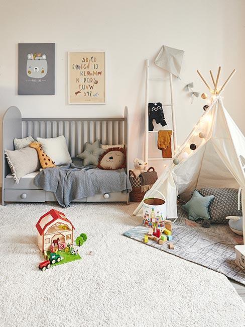 Sofistikované súčasné dizajny detských izieb