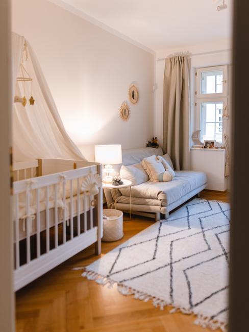 Detský kútik v obývačke