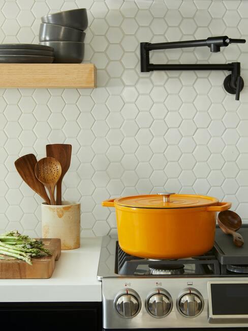 Inšpirácie na zariadenie kuchyne