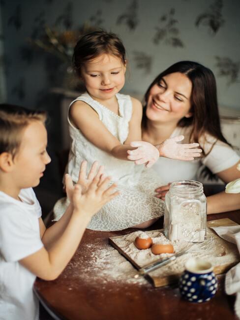 Pečenie pre mamičku