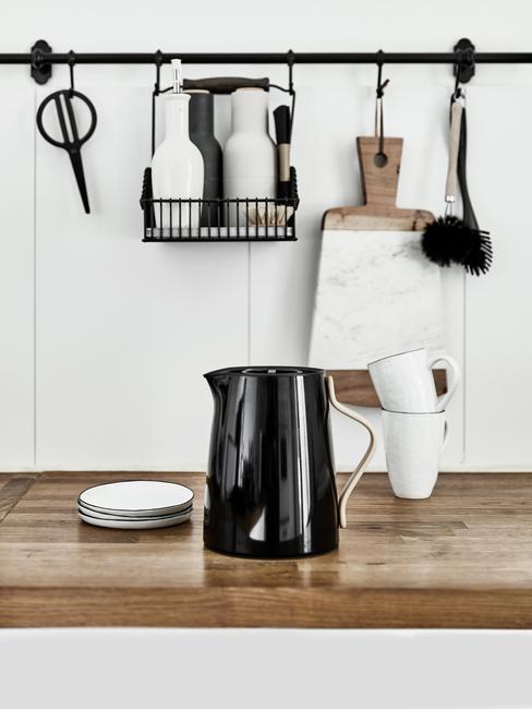 Vybavenie kuchyne: doplnky do kuchyne