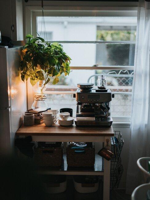 Kávovar ako darček pre muža k narodeninám