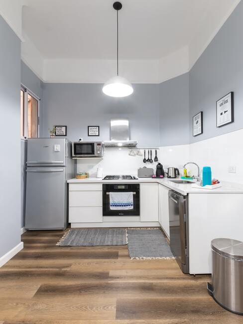 Rekonštrukcia malej kuchyne