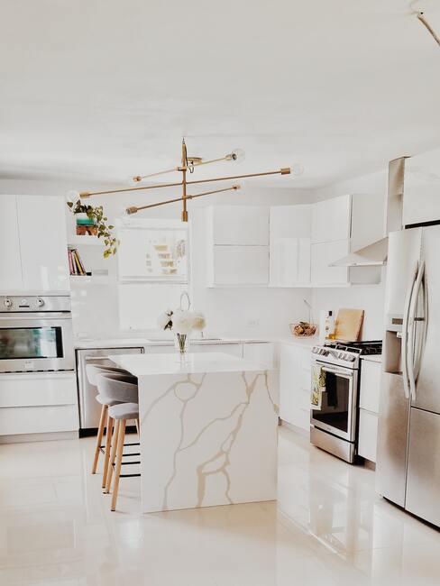 Nová moderná kuchyňa
