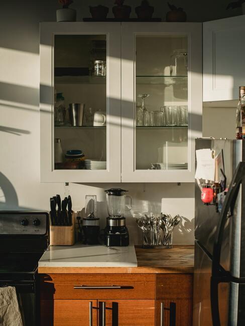 Kuchyňa plná svetla