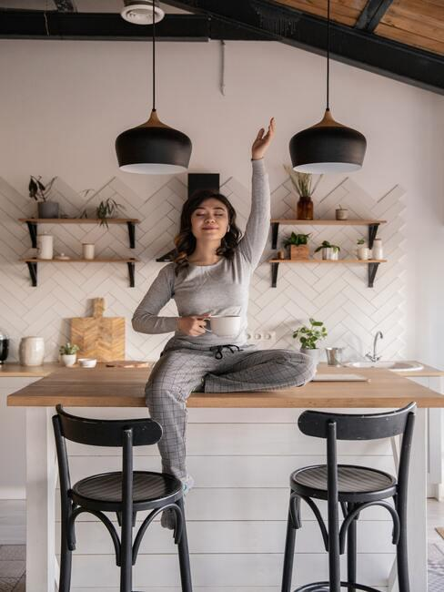 Lampy do kuchyne