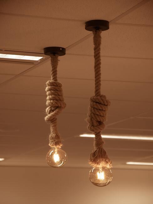 Moderné lampy do kuchyne
