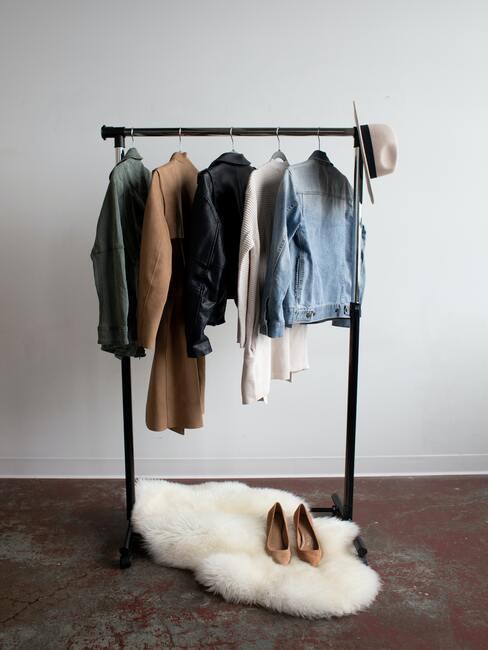 Zorganizovaný šatník