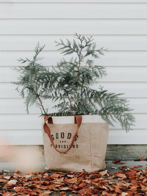 Moderný vianočný stromček