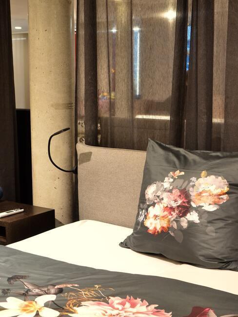 Romantická posteľná bielizeň