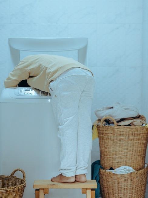 Čistenie práčky