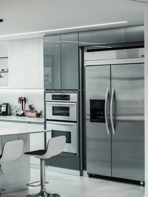 sivá kuchyňa