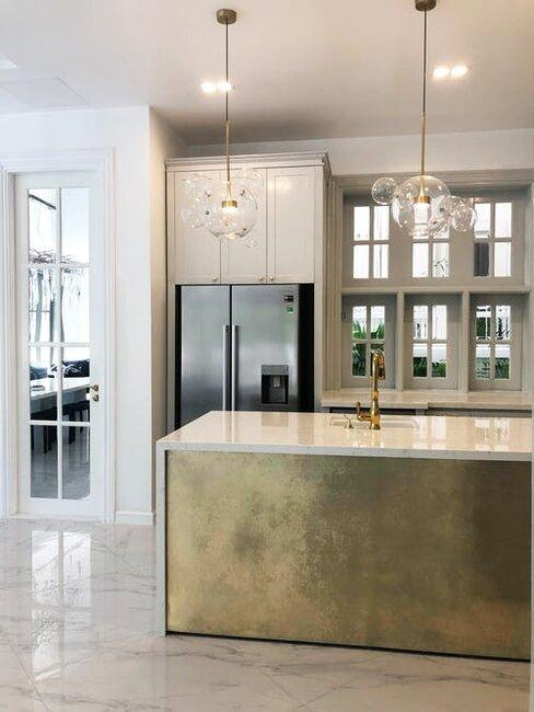 elegantná kuchyňa