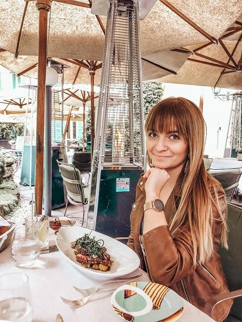 Portrét Miriami, autorky blogu Mimslady