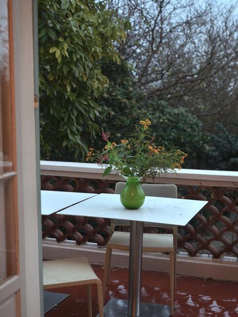 stôls kvetmi