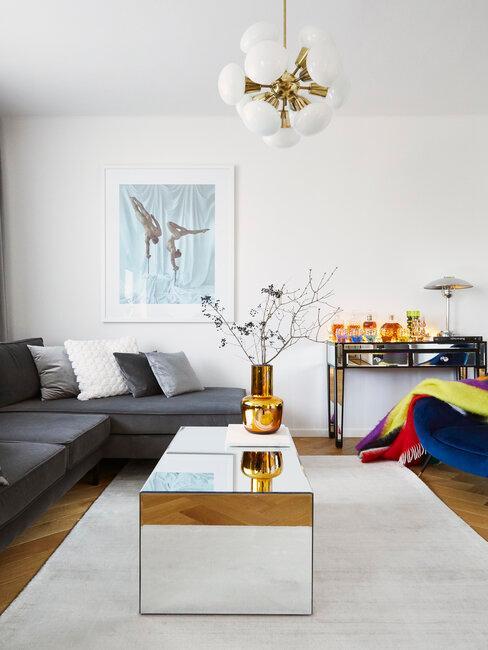 Obývačka u Lukáša Kimličku
