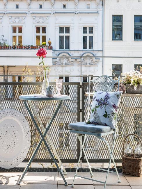 Tipy, ako si zariadiť malý balkón