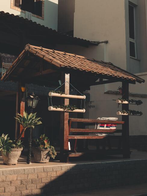 Prístrešok na terase