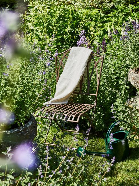 Relax v záhrade