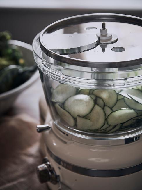 mixovanie uhoriek