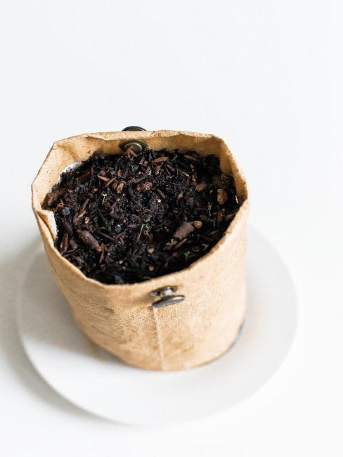 Kompost vo vreci