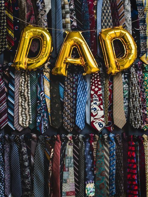 Kravata ako darček na Deň otcov