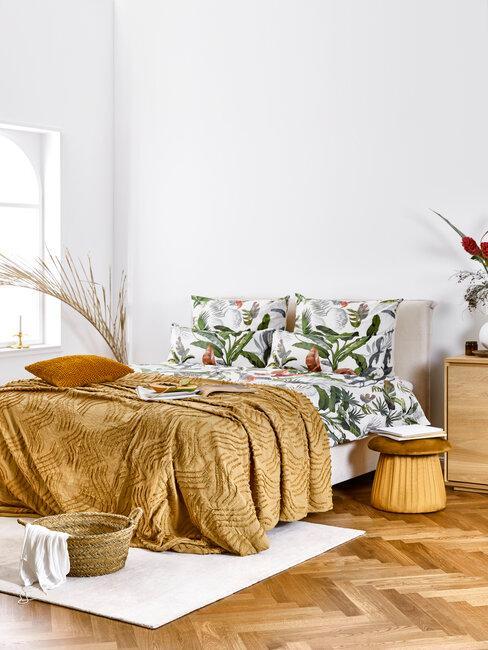 Žltá spálňa