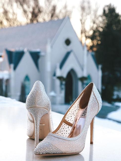 Lodičky na svadbu
