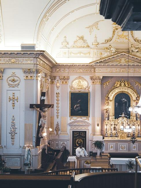 Kostol vo vnútri